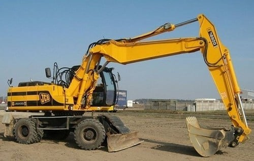 Pay for JCB JS200W Wheeled Excavator Service Repair Workshop Manual DOWNLOAD
