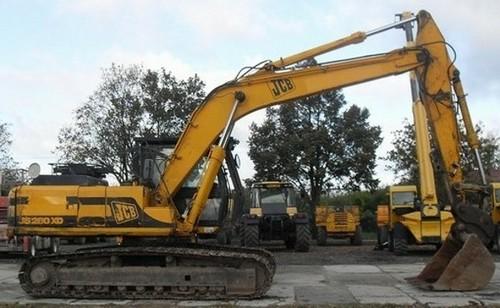 Pay for JCB JS200 JS210 JS220 JS240 JS260 Tracked Excavator Service Repair Workshop Manual DOWNLOAD