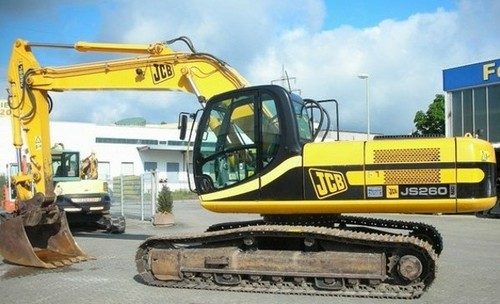 Pay for JCB JS200 JS210 JS220 JS260 Tracked Excavator Service Repair Workshop Manual DOWNLOAD