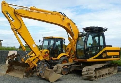 Pay for JCB JS115 JS130 JS130LC JS145 JS160 JS180 Tracked Excavator Service Repair Workshop Manual DOWNLOAD