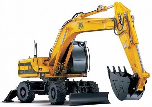 Pay for JCB JS175W Auto Wheeled Excavator Service Repair Workshop Manual DOWNLOAD
