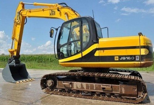 JCB JS160 Auto Tier3 JS180 Auto Tier3 JS190 Auto Tier3 Tracked Excavator Service Repair Workshop Manual DOWNLOAD