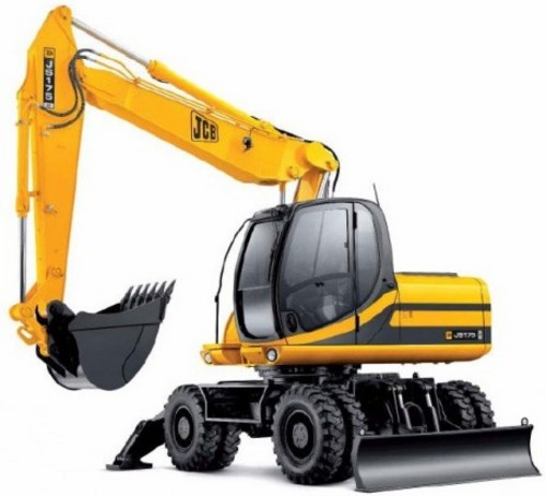 JCB JS130W Auto Tier3 JS145W Auto Tier3 JS160W Auto Tier3 JS175W Auto Tier3 Wheeled Excavator Service Repair Workshop Manual DOWNLOAD