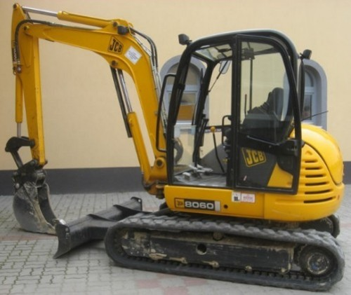 ... JCB 8052 8060 Midi Excavator Service Repair Workshop Manual DOWNLOAD