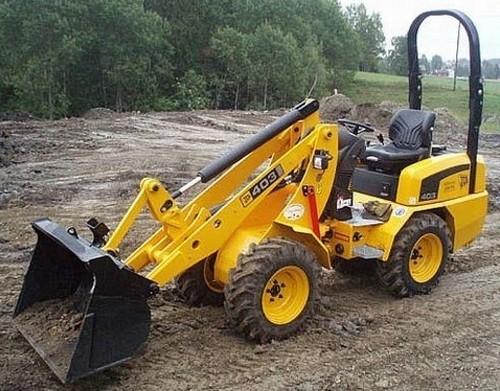JCB 403 Wheel Loading Shovel Service Repair Workshop Manual DOWNLOAD