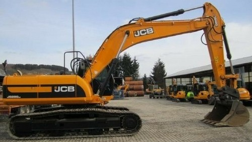 Pay for JCB JS290 Auto Tier3 Tracked Excavator Service Repair Workshop Manual DOWNLOAD