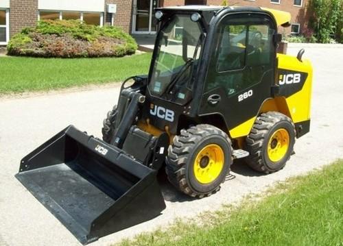 JCB 260W 280W 300W 330W 260T 300T 320T Robot Service Repair Workshop Manual DOWNLOAD