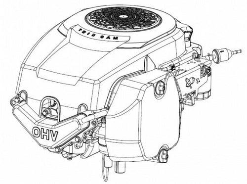 kohler 26 hp engine manual  kohler  free engine image for