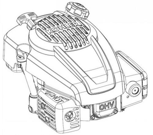 kohler engine service manual download