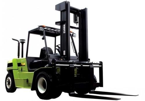 Clark C60-80D C60-75L Forklift Service Repair Workshop Manual DOWNLOAD
