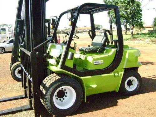 Free Clark CMP 40, CMP 45, CMP 50S Forklift Service Repair Workshop Manual DOWNLOAD Download thumbnail