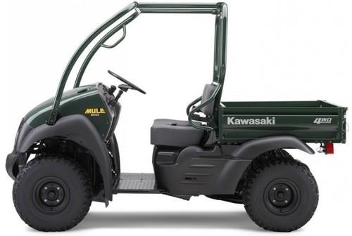 Kawasaki Mule  Service Manual Pdf