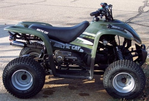 2006 Arctic Cat Y