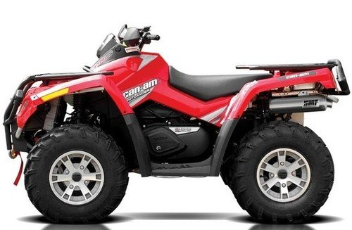 2008 Can 650  800  Renegade 500  800 Series