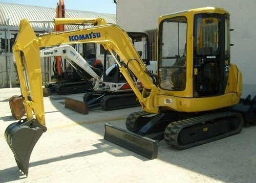 Komatsu PC27R-8, PC27R-8 (DELUXE) Hydraulic Excavator Service Repair Workshop Manual DOWNLOAD