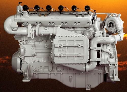 MAN Industrial Gas Engine E 2876 LE 302 Service Repair Workshop Manual DOWNLOAD