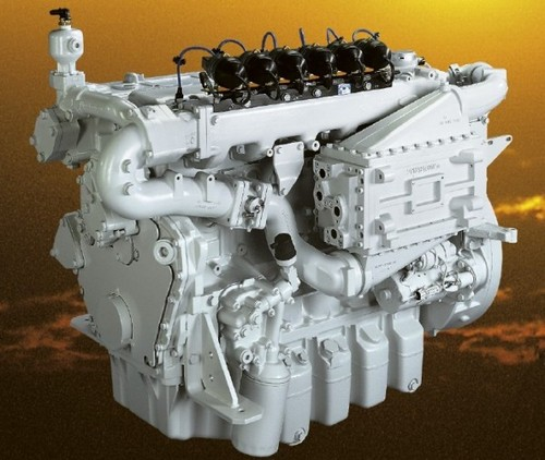 MAN Industrial Gas Engine E0836 LE202 Service Repair Workshop Manual ...