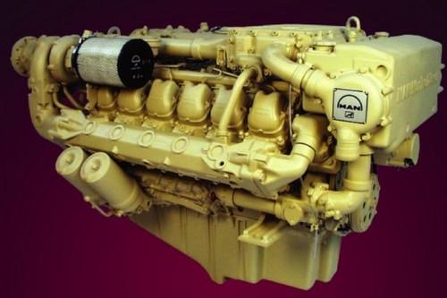 Man Marine Diesel Engine D2840 Le301  D2842 Le301 Series Service Repair Workshop Manual Download