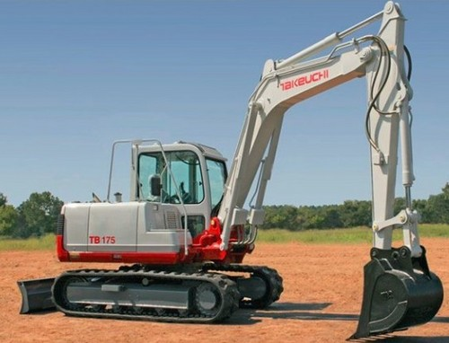 takeuchi tb175 compact excavator parts manual download sn. Black Bedroom Furniture Sets. Home Design Ideas