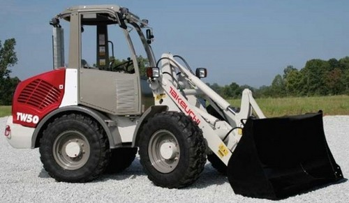 Pay for Takeuchi TW50 Wheel Loader Parts Manual DOWNLOAD (SN: E105833 and up)