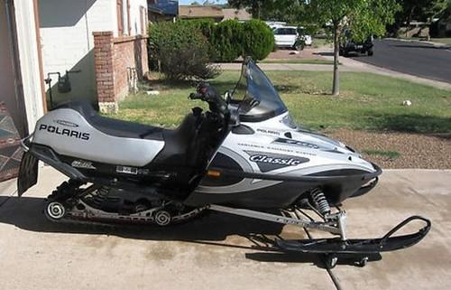 2003 Polaris 340    500 Classic 550    600    700 Classic