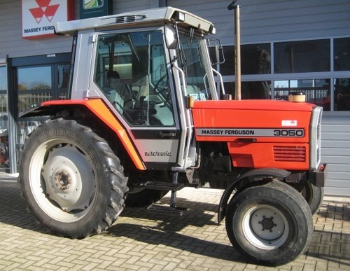 Massey Ferguson 3000 Series and 3100 Series Tractor Service Repair ...