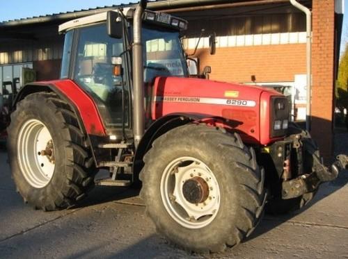 Massey Ferguson MF6235 MF6245 MF6255 MF6260 MF6270 MF6280 MF6290 Tractors Service Repair Workshop Manual DOWNLOAD