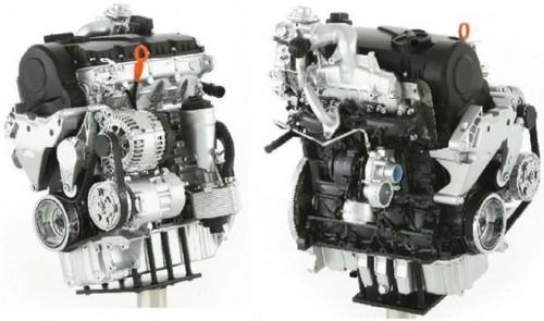 Still VW2.0 I turbo diesel (CBHS, CBJB) Service Repair Workshop Manual DOWNLOAD