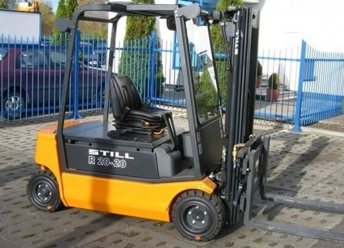 Free Still Electric Fork Truck Forklift R20-15, R20-16, R20-18, R20-20 Series Service Repair Workshop Manual DOWNLOAD Download thumbnail