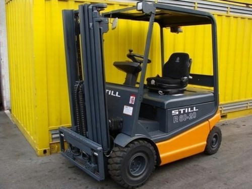 for Still Electric Fork Truck Forklift R60-16, R60-18, R60-20 Series ...