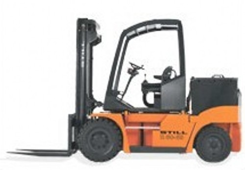 Still Fork Truck Forklift R60-55, R60-60, R60-70, R60-80 Series Service Repair Workshop Manual DOWNLOAD