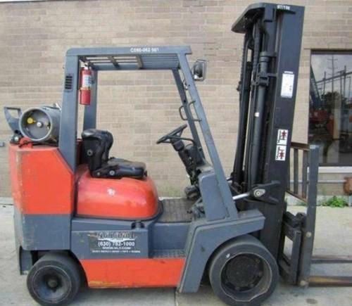 Toyota 52-6FGCU33 52-6FGCU35 52-6FGCU45 Forklift Service Repair Workshop Manual DOWNLOAD