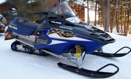 2004 Polaris Xc Sp Edge And Xc Edge Snowmobile Service