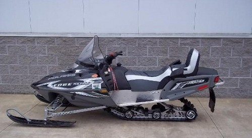 2005 Polaris Trail Touring Edge Touring And Wide Trak Lx