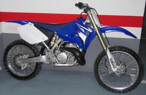 2005 Yamaha Yz250t1 Motorcycle Service Repair Workshop