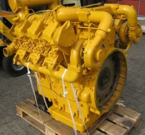 Liebherr D9306 D9308 D9406 D9408 Diesel Engine Service Repair Workshop ...