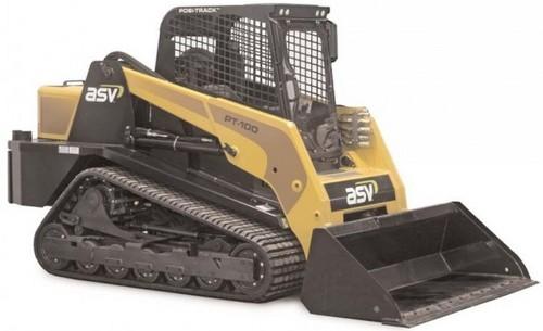 ASV Posi-Track RC-100 Track Loader Service Repair Workshop Manual DOWNLOAD