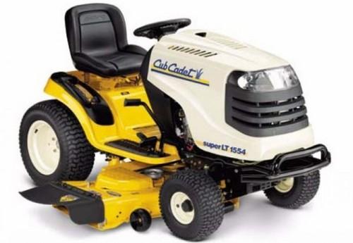 cub cadet 1000 1500 series riding tractors service repair worksho