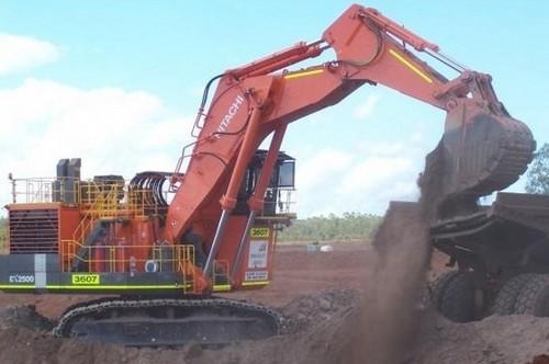 Hitachi EX2500-6 Excavator Service Repair Workshop Manual DOWNLOAD