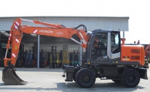 Hitachi ZX 140W-3 (ZAXIS) Hydraulic Excavator Service Repair Workshop Manual DOWNLOAD