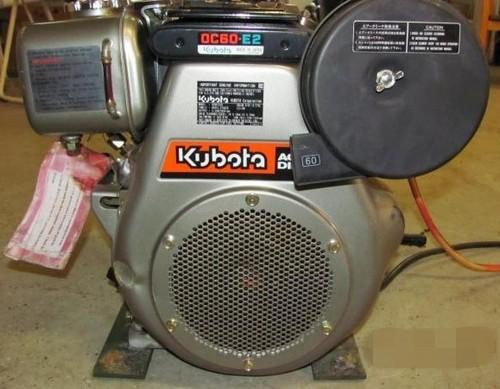 Kubota Oc60