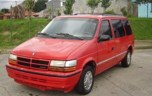 Pay for 1992 Dodge Caravan Service Repair Workshop Manual DOWNLOAD