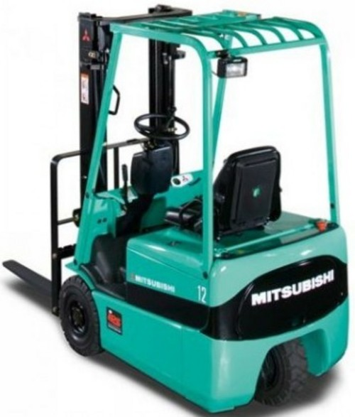 Electrical Service Mast Replacement Cost Electrical: Mitsubishi FB10KRT FB12KRT FB15KRT Forklift Trucks Chassis