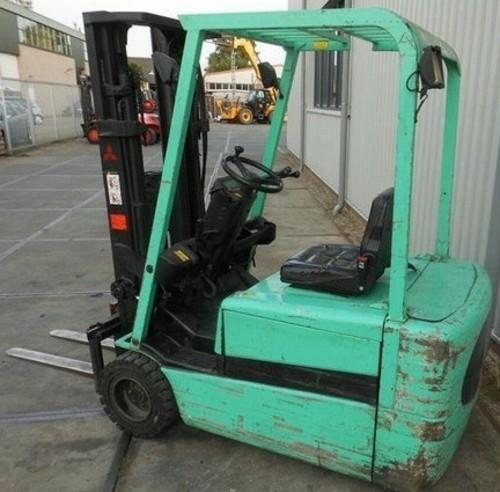 mitsubishi fb16kt fb18kt fb20kt forklift trucks (controller) service repair  workshop manual download