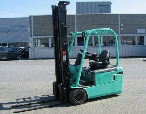 Mitsubishi FB16NT FB18NT FB20NT Forklift Trucks Service Repair Workshop Manual DOWNLOAD