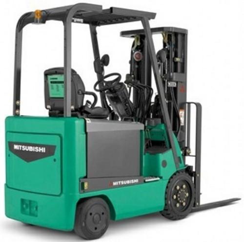 Mitsubishi FBC15 FBC20 FBC25 FBC30 Forklift Trucks Service Repair Workshop Manual DOWNLOAD