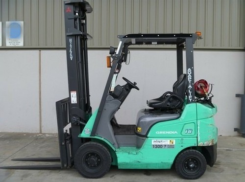Pay for Mitsubishi FG10N FG15ZN FG18ZN Forklift Trucks Service Repair Workshop Manual DOWNLOAD