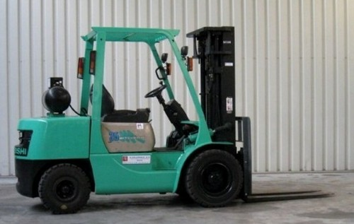 for Mitsubishi FG20HN Forklift Trucks (Gasoline Engine) Service Repair ...