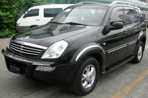 Pay for 2001-2003 Ssangyong Rexton Service Repair Workshop Manual DOWNLOAD (2001 2002 2003)