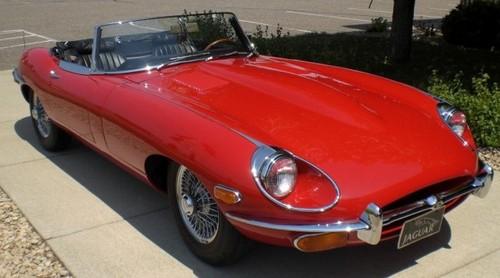 1961-1970 Jaguar E-Type series I and II Parts Manuals & Service Repair ...